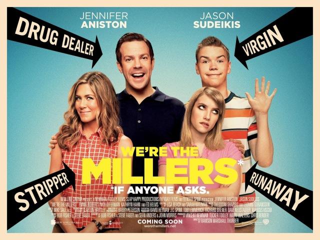 Watch Movie We're the Millers (2013) Online Streaming HD