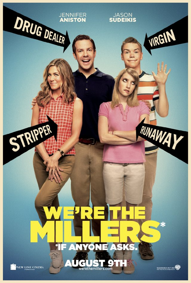 Step to Watch We're the Millers 2013 full movie online free